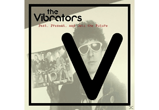 The Vibrators - Past,Present And Into The Future - (Vinyl)