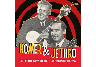 Homer & Jethro - Take Off Your Gloves And Play - (CD)