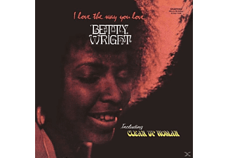 Betty Wright - I Love The Way You Love-180 Gr - (Vinyl)