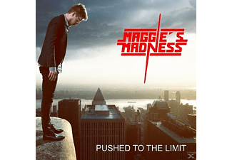 Maggie's Madness - Pushed To The Limit - (CD)