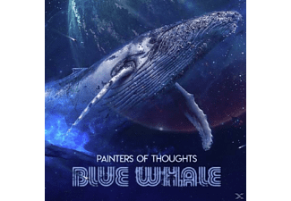 Painters Of Thoughts - Blue Whale - (CD)