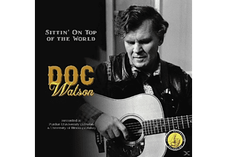 Doc Watson - Sittin' On Top Of The World - (CD)