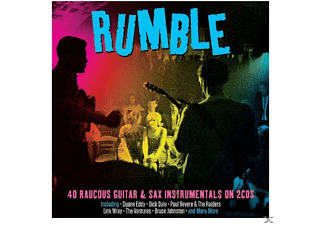 VARIOUS - Rumble - (CD)