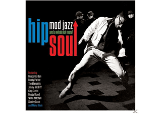 VARIOUS - Hip Soul - (CD)