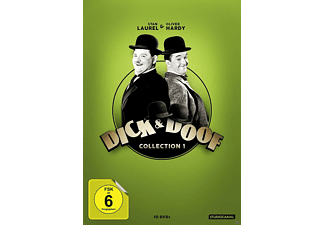 Dick & Doof Collection 1 - (DVD)