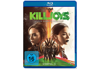 Killjoys - Space Bounty Hunters - Staffel 3 - (Blu-ray)