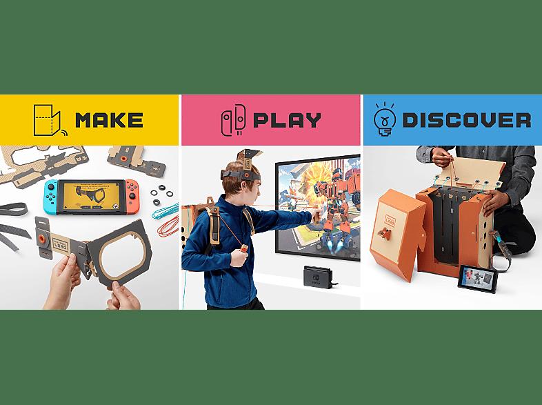 Nintendo Switch Labo Robot Kit - MediaMarkt Magyarország