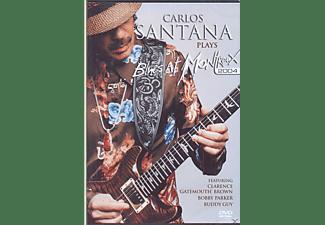 Carlos Santana - BLUES AT MONTREUX 2004 | DVD + Video Album