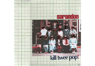 Sarandon - Kill Twee Pop!-10'' - (Vinyl)