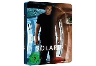 SOLARIS (STEEL EDITION) - (Blu-ray)