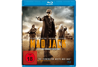 Mad Jack-Travelling Forbidden Dimensions - (Blu-ray)
