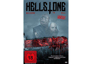 HELLSTONE-WELCOME TO HELL (UNCUT EDITION) [DVD]