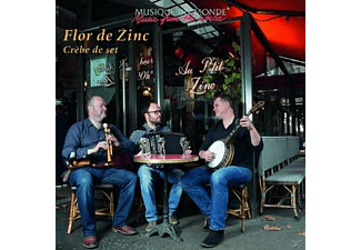 Flor De Zinc - Crebe De Set - (CD)