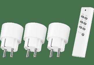 Lampen Op Afstandsbediening : Klikaanklikuit compact wireless socket switch set apc3 2300r