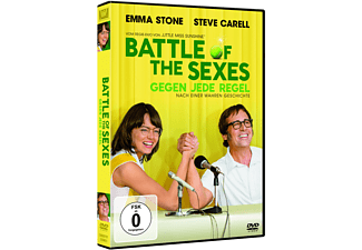 Battle of the Sexes - Gegen jede Regel - (DVD)