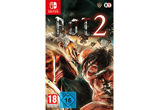 AoT 2 (based on Attack on Titan) - Nintendo Switch