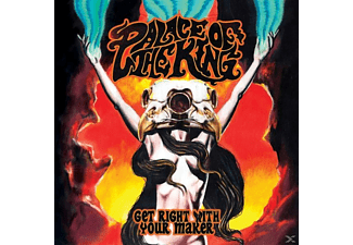Palace Of The King - Get Right With Your Maker - (CD)