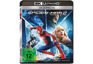 The Amazing Spider-Man 2: Rise of Electro - (4K Ultra HD Blu-ray)