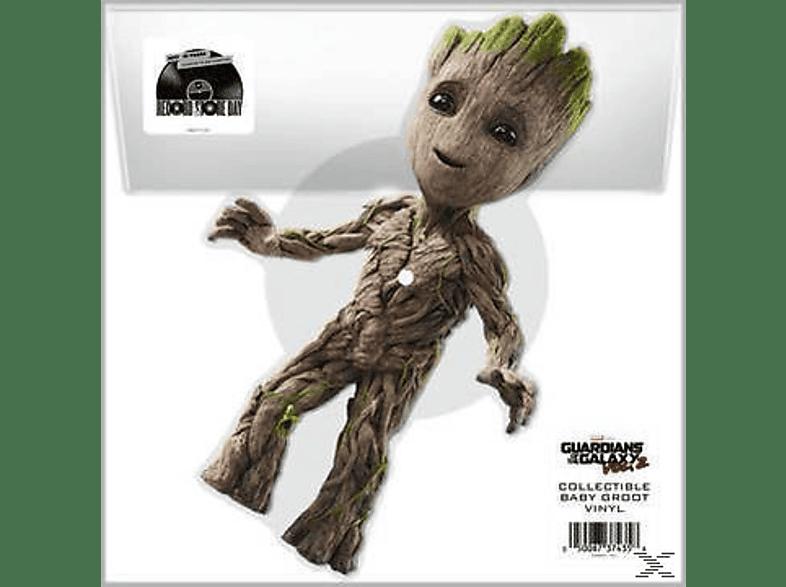 Various - Guardians Of The Galaxy Vol.2 Collectible Baby Groot [Βινύλιο] τηλεόραση   ψυχαγωγία μουσική βινύλια