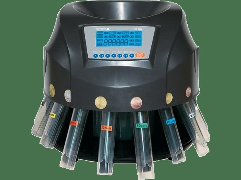 OLYMPIA Ηλεκτρονικός μετρητής/ διαχωριστής Κερμάτων (CC 202) είδη σπιτιού   μικροσυσκευές ασφάλεια σπιτιού