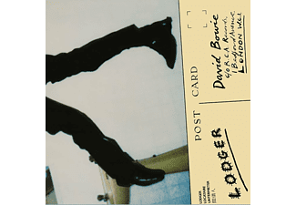 David Bowie - Lodger (CD)