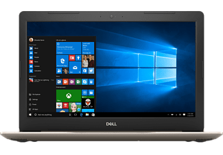 "DELL Inspiron 5570-246408 arany notebook (15,6"" FHD/Core i7/16GB/256GB SSD+2TB HDD/R530 4GB/Windows 10)"