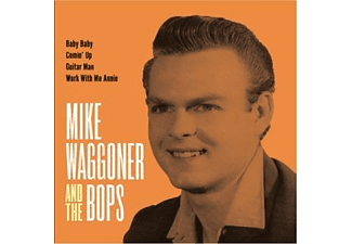 Mike & Bops Waggoner - baby baby / comin up / guitar man / work with me - (Vinyl)