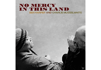 Ben Harper And Charlie Musselwhite - No Mercy In This Land - (Vinyl)