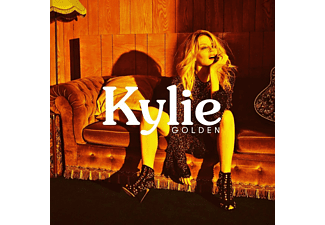 Kylie Minogue - Golden (Transparent) (Limited Edition) (Vinyl LP (nagylemez))