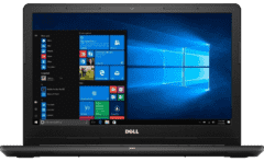 DELL Inspiron 3552 Intel Celeron N3060/ 4GB / 500GB HDD