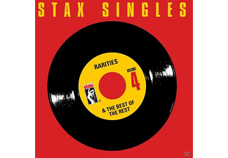 VARIOUS - Stax Singles Vol.4 Rarities/Best Of (LTD 6 CD Box - (CD)
