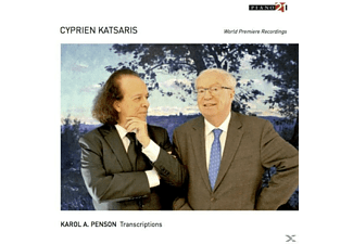 Cyprien Katsaris - Transcriptions By Karol A.Penson - (CD)