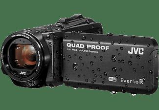 JVC GZ-RX605BEU Quad Proof Camcorder zwart