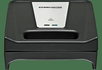 ROMMELSBACHER Snack-Kombigerät SWG 700 Multi Toast & Grill Schwarz ...
