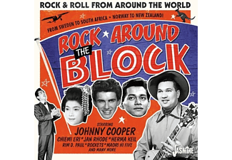 VARIOUS - Rock Around The Block 1 - (CD)