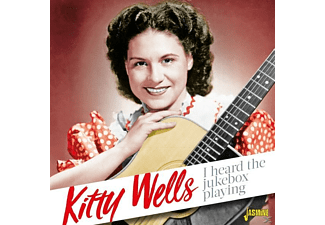 Kitty Wells - I Heard The Jukebox Playing - (CD)