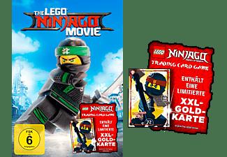 Lego Ninjago Movie (Exklusiv mit XXL-GOLD-KARTE) - (Blu-ray)