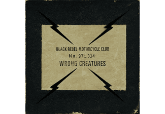 Black Rebel Motorcycle Club - Wrong Creatures - (CD)