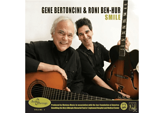 Bertoncinigene & Ben Hur Roni - Jazz Therapy (Vol.1: Smile) - (CD)
