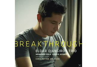 Eldar Djangirov - BREAKTHROUGH - (CD)