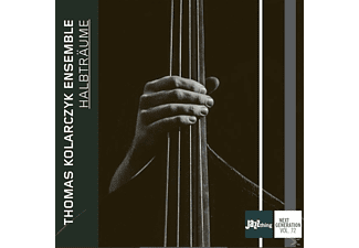 Thomas Kolarczyk Ensemble - Halbträume-Jazz Thing Next Generation Vol.72 - (CD)