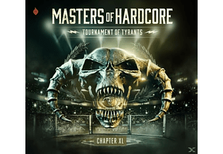 VARIOUS - Masters Of Hardcore XL/Tournament Of Tyrants - (CD)