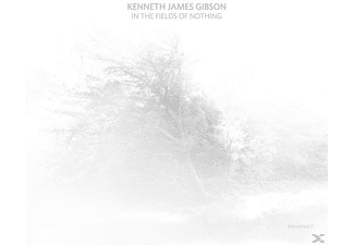 Kenneth James Gibson - In The Fields Of Nothing (LP+MP3) - (LP + Download)