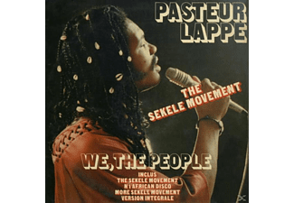 Pasteur Lappe - We,The People - (Vinyl)