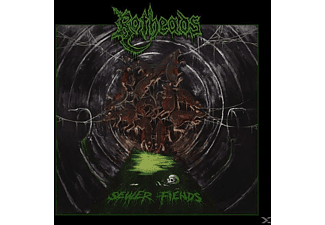 Rotheads - Sewer Fiends - (CD)