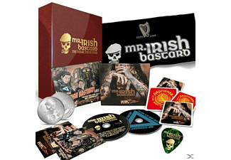 MR.IRISH BASTARD - THE DESIRE FOR REVENGE (RED EDITION-LTD BOX) - (CD + Merchandising)