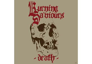Burning Saviours - Death (Ltd.Red LP) - (Vinyl)