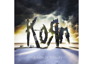 Korn - The Path Of Totality (ltd silber/schwarz Mix Vinyl - (Vinyl)
