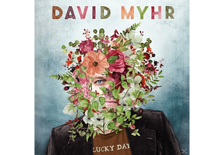 David Myhr - Lucky Day - (CD)
