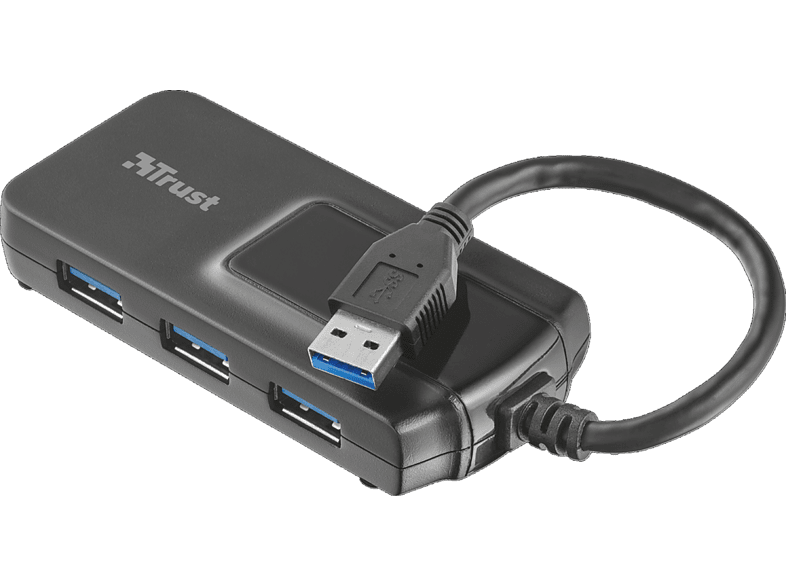 TRUST OILA 4 Port USB 3.1 HUB laptop  tablet  computing  περιφερειακά usb hub